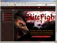 browsergames bitefight Bitefight