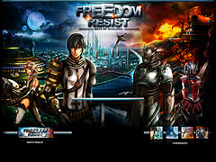 browsergames freedomresist Rollenspiele / Action