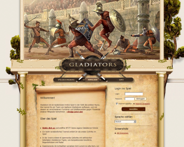 browsergames%20gladiators Strategie / Wirtschaft